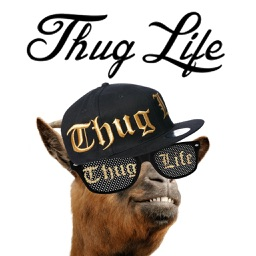 Thug Life Maker - Create Funny Videos & Photos