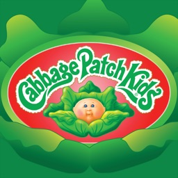 Cabbage Patch Kids Christmas Stickers