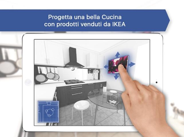 3D Cucina designer per IKEA su App Store
