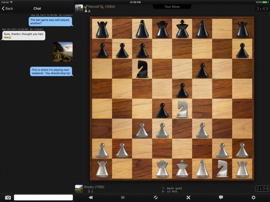 Скачать шахматы - Social Chess
