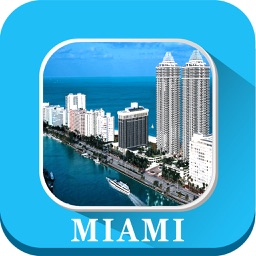 Miami Florida - Offline Maps navigator