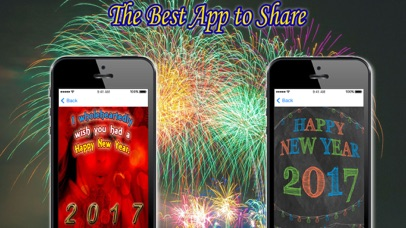 New Year Phrases Free screenshot two
