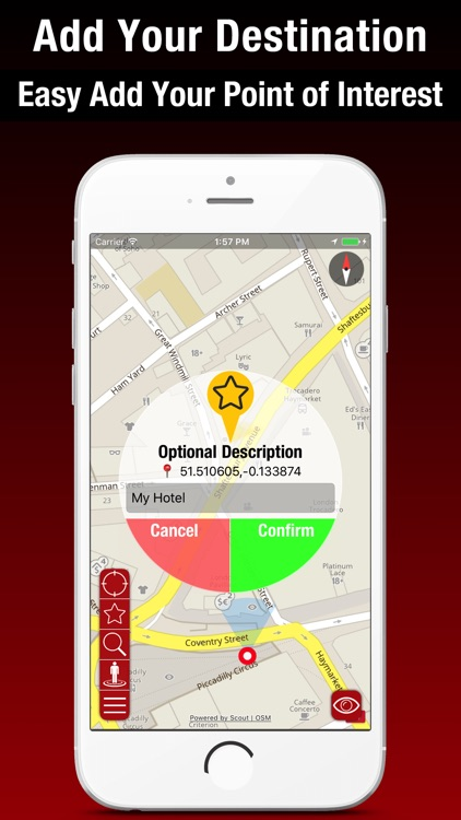 Jerusalem Tourist Guide + Offline Map screenshot-4