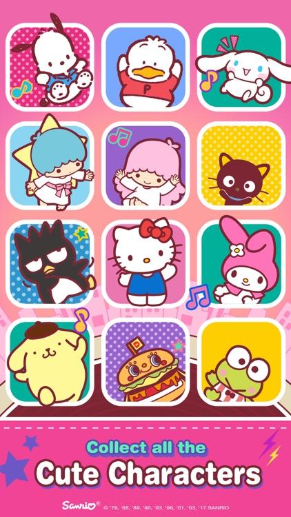 Hello Kitty Music Party - Kawaii and Cute! screenshot-4