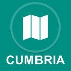 Cumbria, Großbritannien : Offline-GPS-Navigation icon