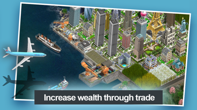 Trade City Free screenshot 3