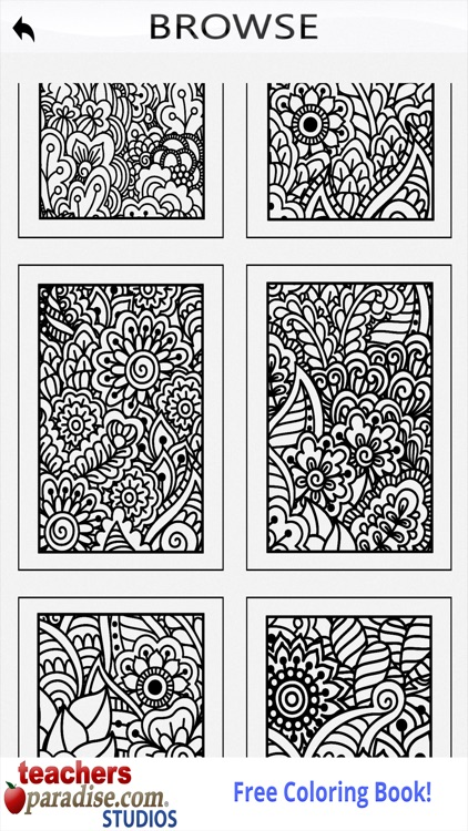 Artistry - Coloring Book for Adults screenshot-4