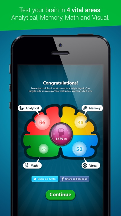 Who Got Brains - Brain Training Games - Free screenshot-4