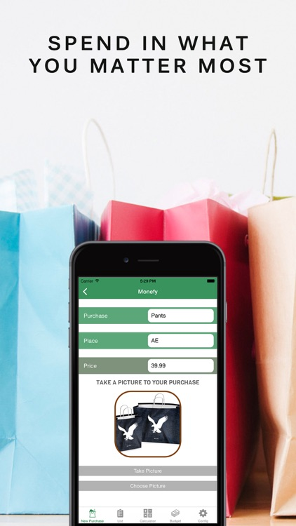 Monefy - Best budget savings and money organizer screenshot-3