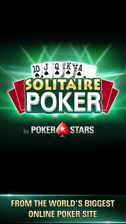 Solitaire Poker by PokerStars