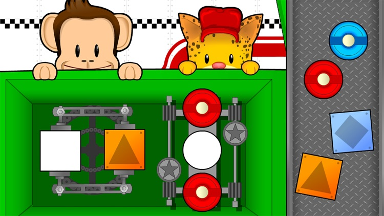 Monkey Preschool Fix-It screenshot-3