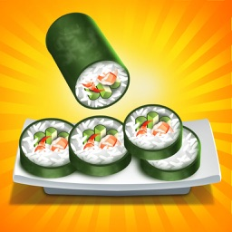 Sushi Food Maker Cooking Kids Games (Girls & Boys)