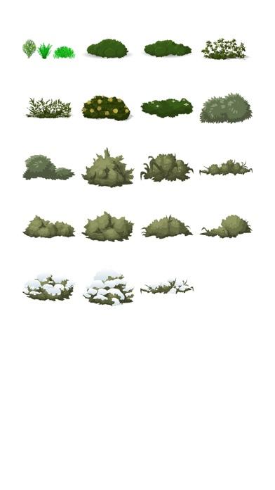 ブッシュ - 植物のスクリーンショット1