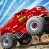 Monster Truck Trials - Monster Truck Race 4 kids