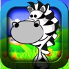 幼児のためのかわいい動物のパズル - iPadアプリ