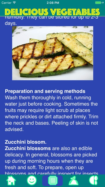 Delicious Vegetables - Serving tips & recipes.
