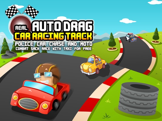 Real Auto Drag Car Racing Track! | App Price Drops