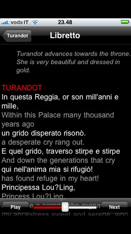 Opera: Turandot screenshot-1