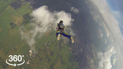 VR Skydiving Simulator - Flight & Diving in Sky for Windows