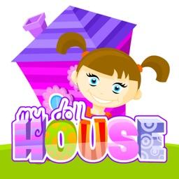 Domek dla lalek - gra dla dzieci