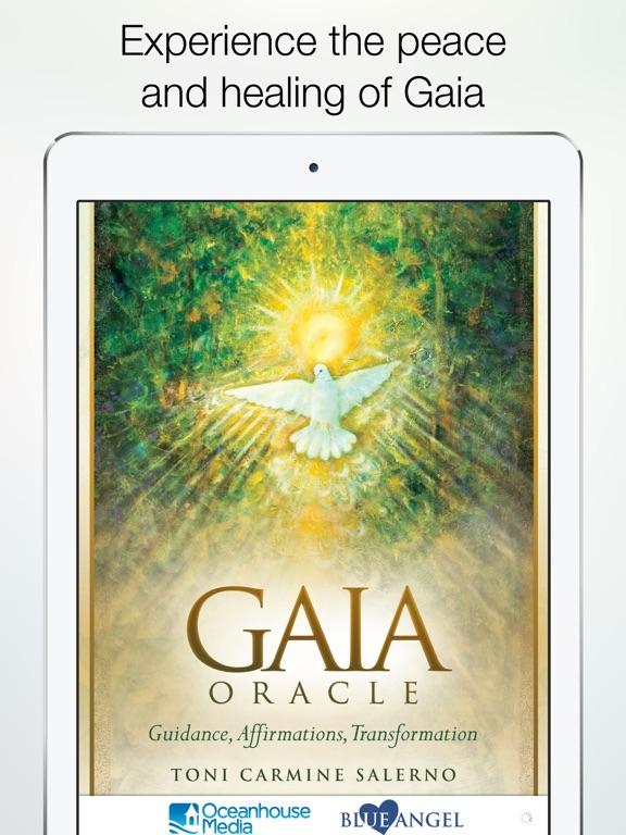 Gaia Oracle - Toni C. Salerno screenshot 6