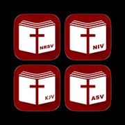 圣经 合集 - (NIV, KJV, NRSV, RSV, ASV, NASV, 圣经中文版 圣经和合本:圣经学习与聆听)