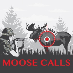 Moose Calls for Big Game Hunting