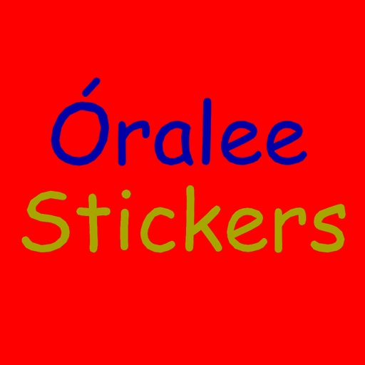 Óralee Stickers