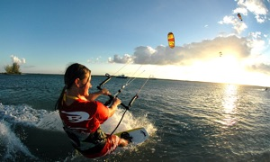 KiteBoarding - Surfing