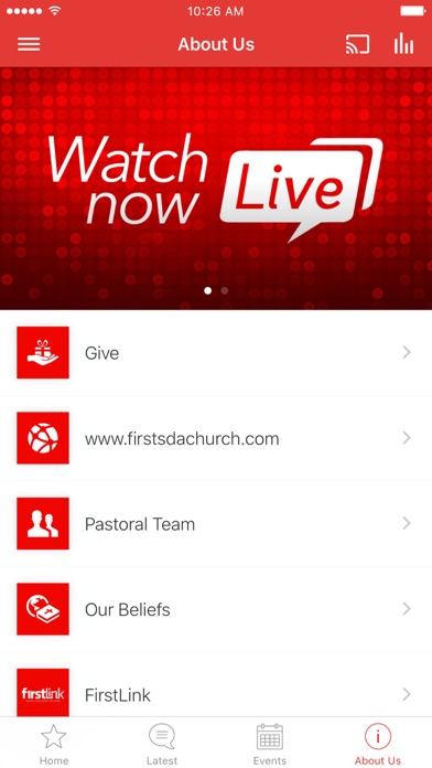 First SDA Church Huntsville screenshot 3