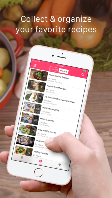 Heart Healthy Recipes, Ingredients & Meal PlansScreenshot of 4