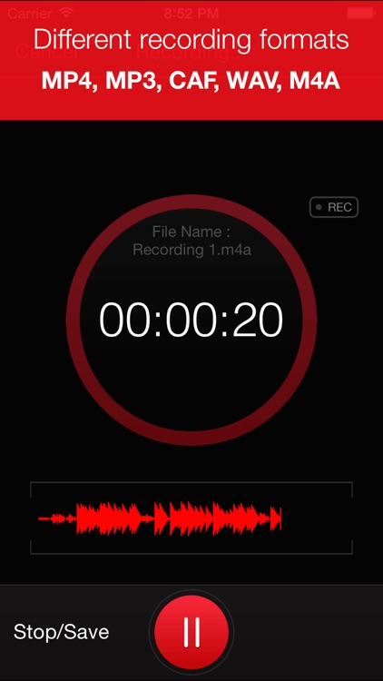 Recorder Plus Pro : Voice Recorder,Audio Recording