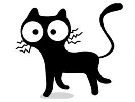 Blummy The Cat Stickers