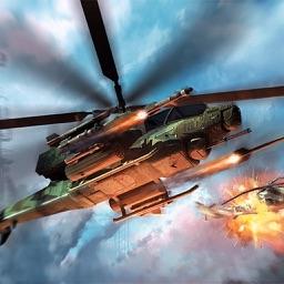 VR US Army Commando Gunship
