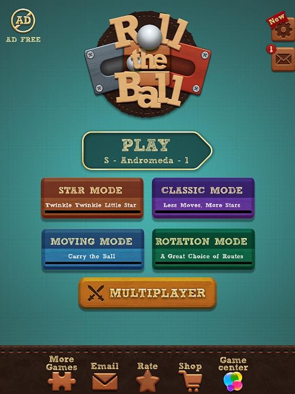 Скачать игру Roll the Ball® - slide puzzle