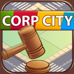 Corp City: Multiplayer City Builder Game