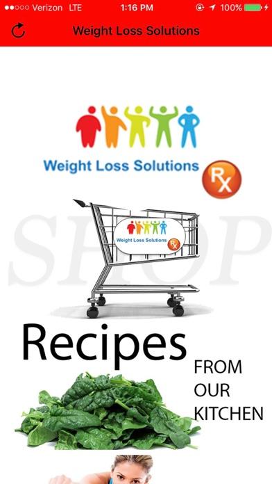 Weight Loss Solutions screenshot 2