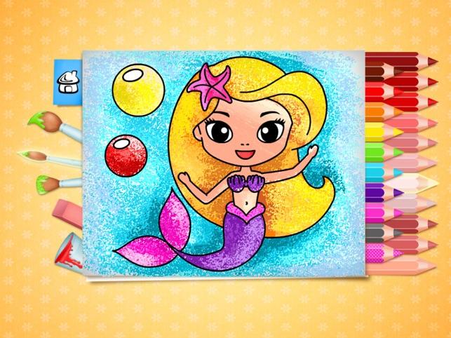 Aplikacja Kolorowanki Darmowa Gra Dla Dzieci W App Store