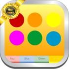 シンプルお絵かき練習スマホ育児アプリ icon