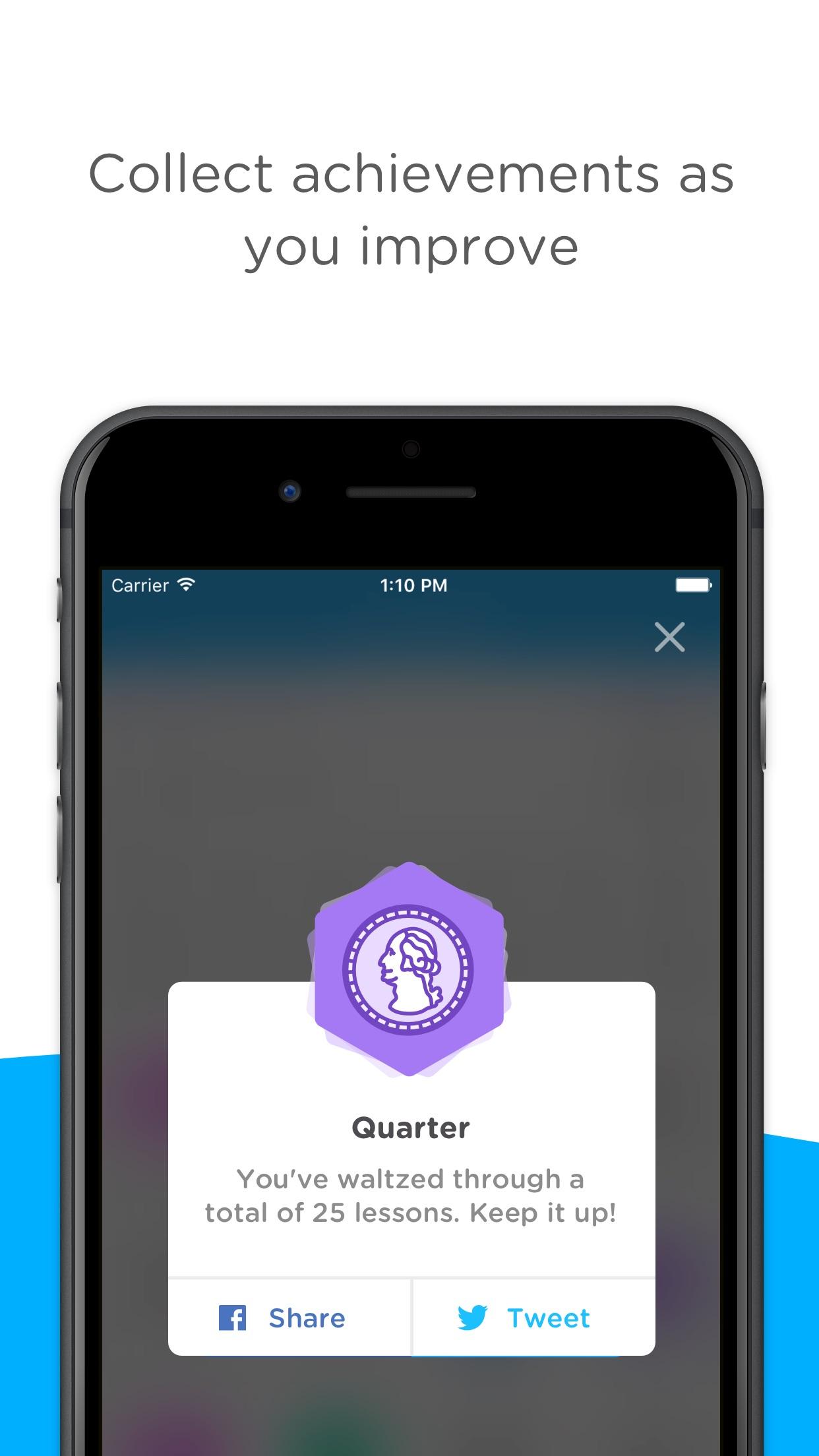 Swifty: Learn to code tutorials for Swift Screenshot