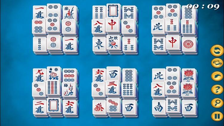 Mahjong Deluxe screenshot-4