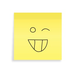 Kawaii Emoji Stickies - Cute and Funny Faces