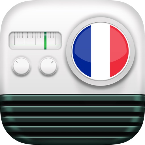 France Radios: Free Radio AM FM Tuner iOS App