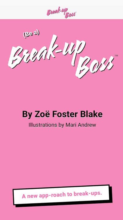 Break-Up Boss by Zoë Foster Blake