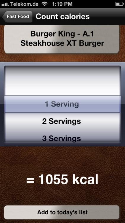 Calorie Calculator Pro