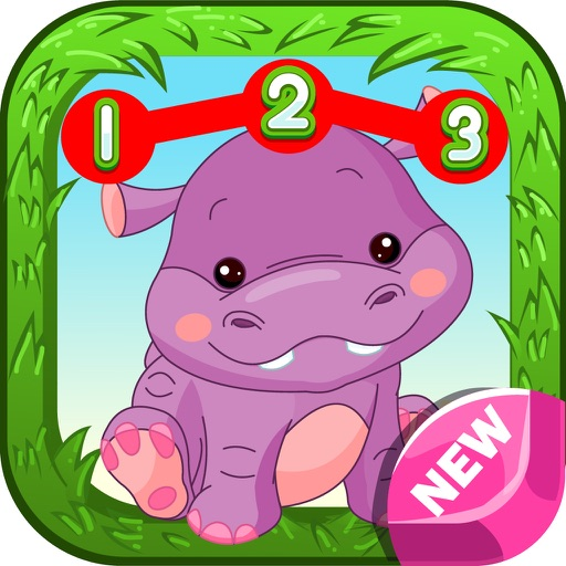 Animals puzzle games for toddlers