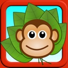 Crazy Monkey vs Jumpy Orange - Forest Sport Free icon