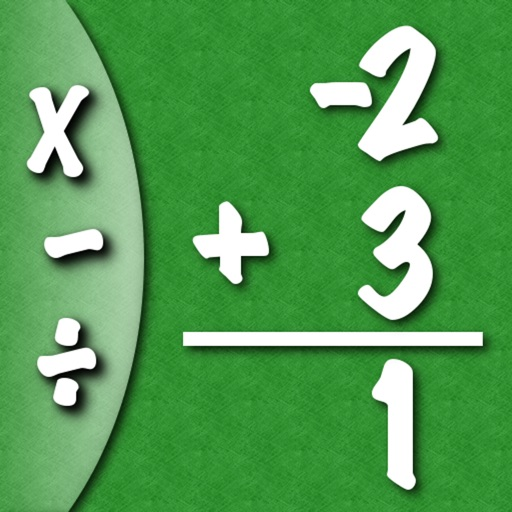 Math Practice - Integers app logo
