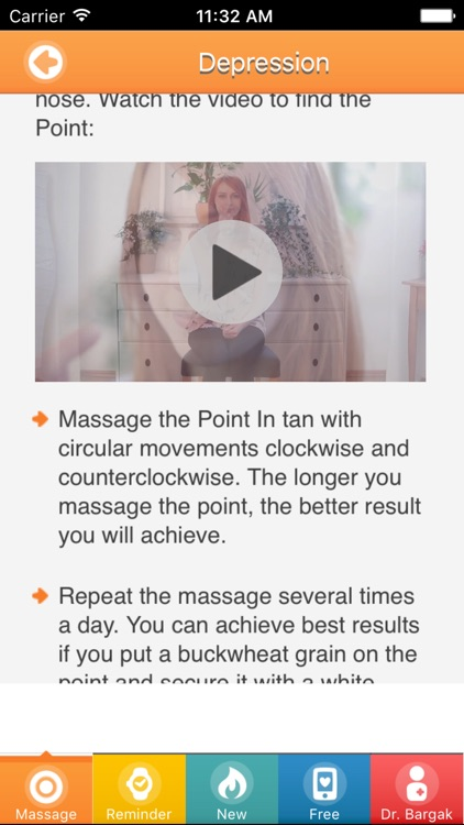 Ease Through Menopause - Massage Points For Relief