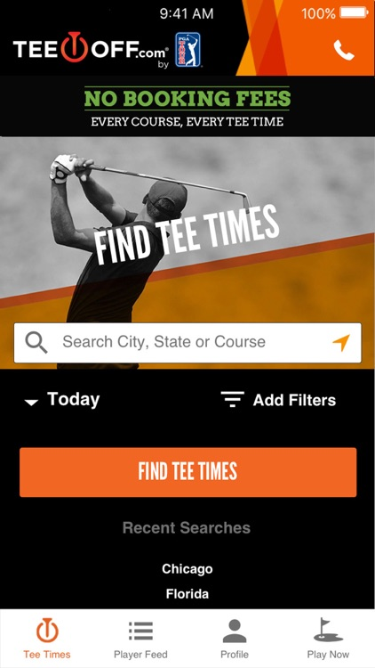TeeOff.com by PGA TOUR: Book Tee Times + Golf GPS